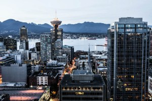 vancouver, british columbia, downtown
