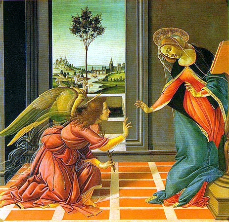 march 25th annunciation of