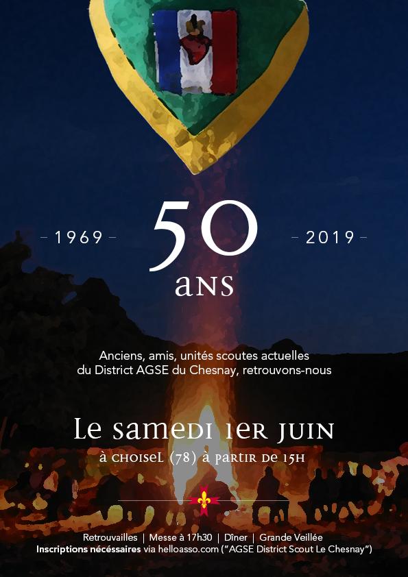 L'amour Est Plus Fort Que La Mort : l'amour, 2019:, District, Scout, Chesnay, Samedi