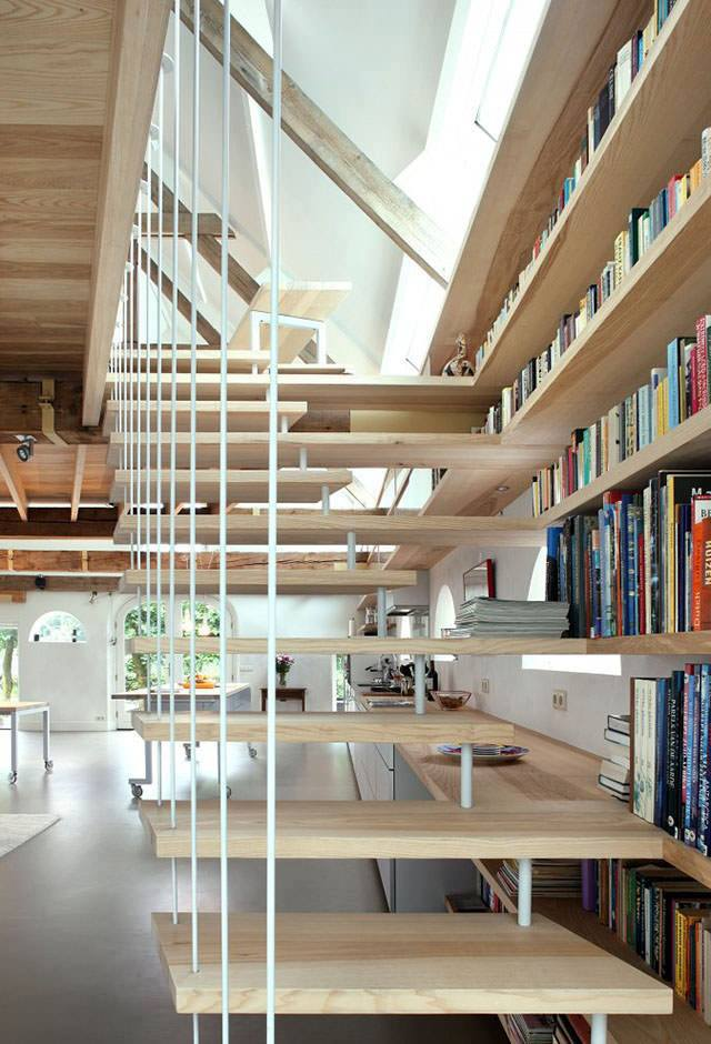 Escaleras Internas Modernas  FSstudiodesign