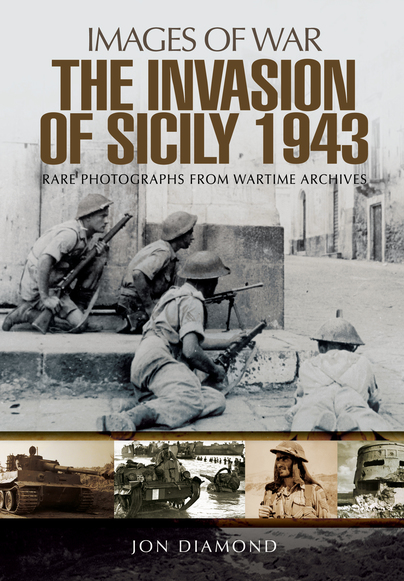 The Invasion of Sicily 1943; book review
