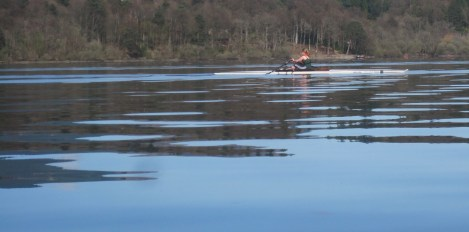Lady Sculler