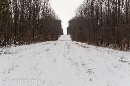Winter - snow