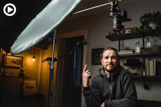 How to Setup an Easy DIY Overhead Camera Rig