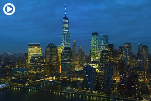 This Aerial Video of New York City Was Filmed in Jaw-Dropping 12K
