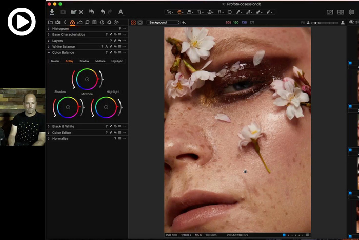 How to Edit Beauty Images With Capture One