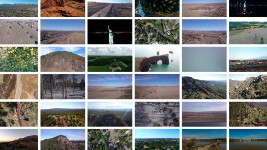 Shutterstock Teams Up with DroneBase to Offer Hundreds of 4k Drone Stock Footage