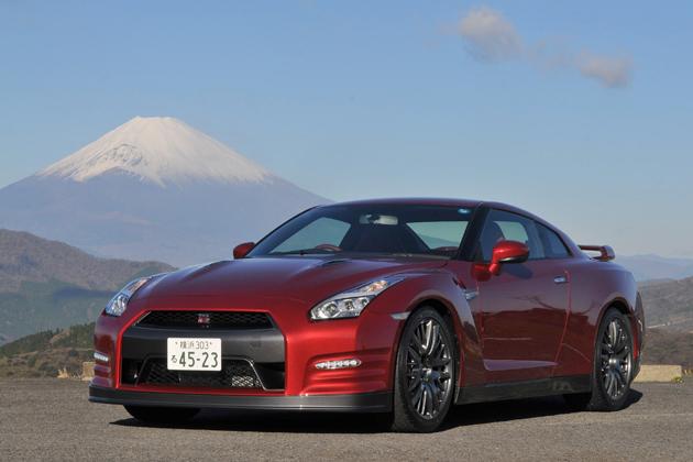 日産 GT-R(GR6型デュアルクラッチトランスミッション)