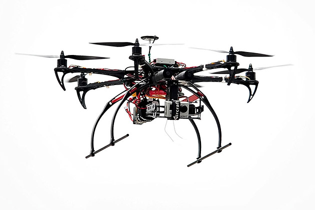 Drone Operations – UAS License