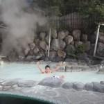 別府温泉ツアー③ゑびすや旅館のえびすの湯と亀正くるくる寿司を体験☆