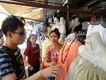 バンコクのチャトチャック市場で仕入れツアーに行ってきました!