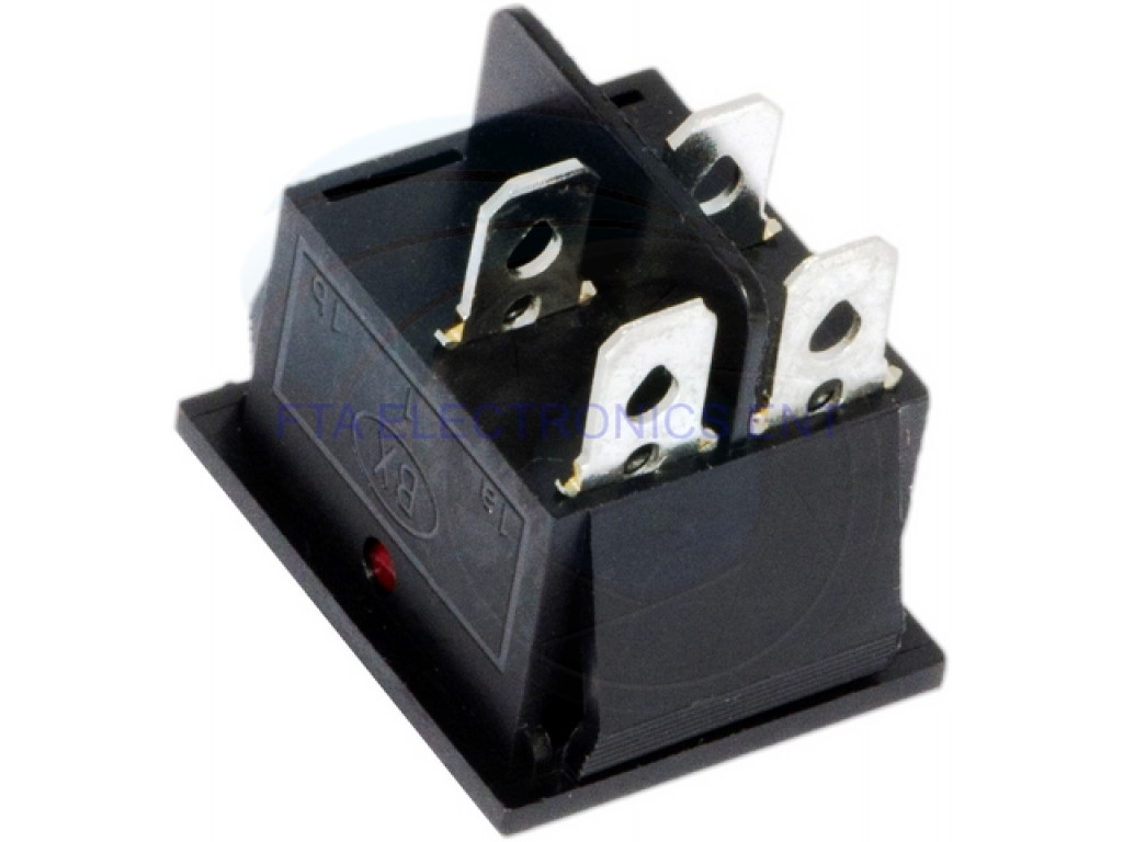 Rocker Switches Mini Rocker Switches Mini Rocker Switch Dpst Onoff