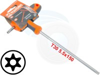 T30 T-Handle Torx Security Pin 6 Point Star Key CRV ...