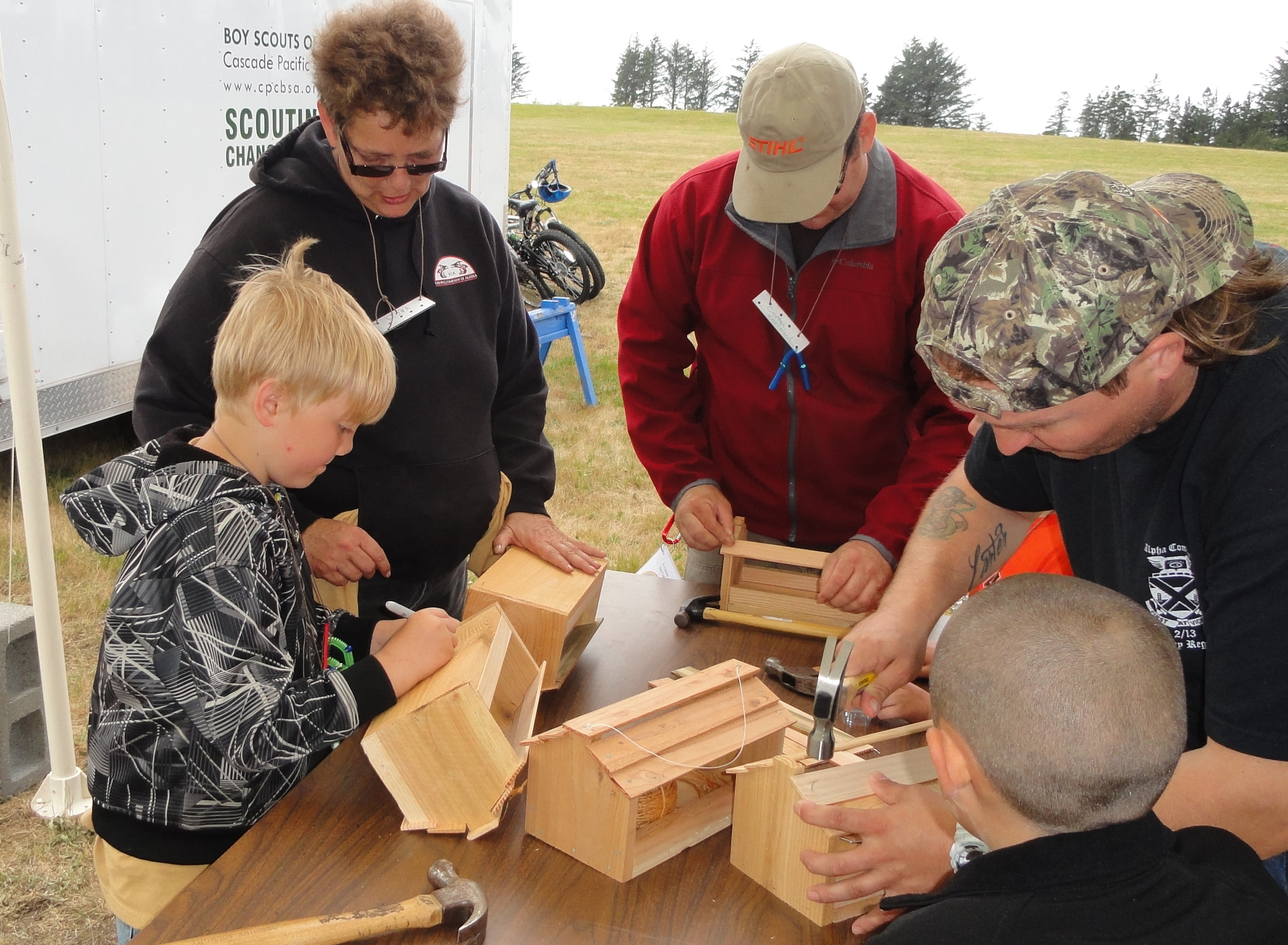 Simple Wood Projects For Cub Scouts