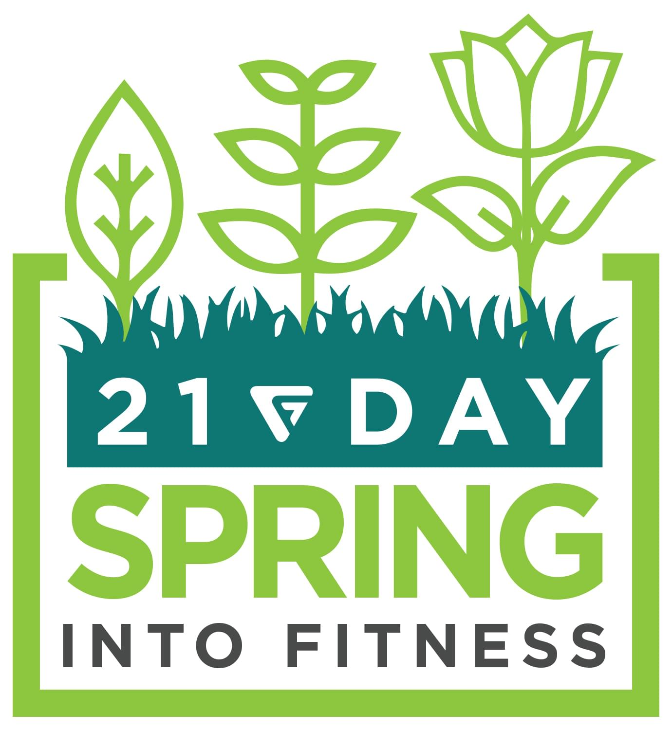 21 Day Spring Into Fitness
