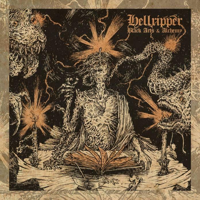 Hellripper - Black Arts & Alchemy