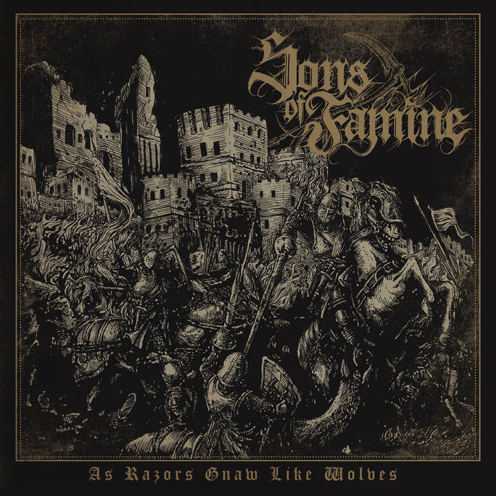 Sons of Famine Bandcamp