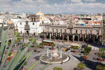 Guadalajara Mexico City