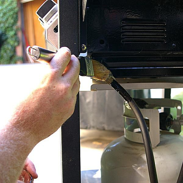 How to Check Your Grill Fuel Lines for Gas Leaks
