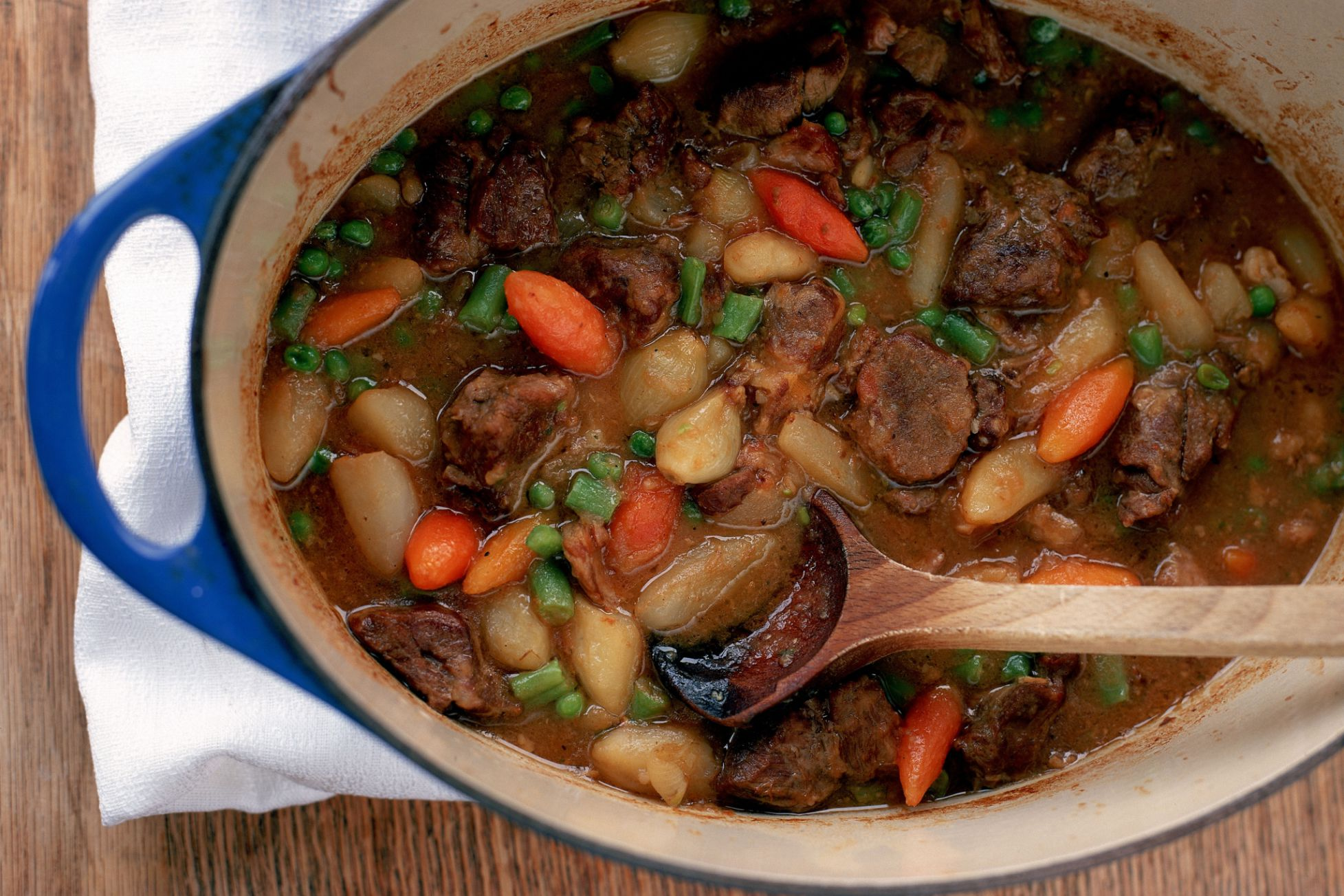 Hearty Vegetable Beef Stew Recipe