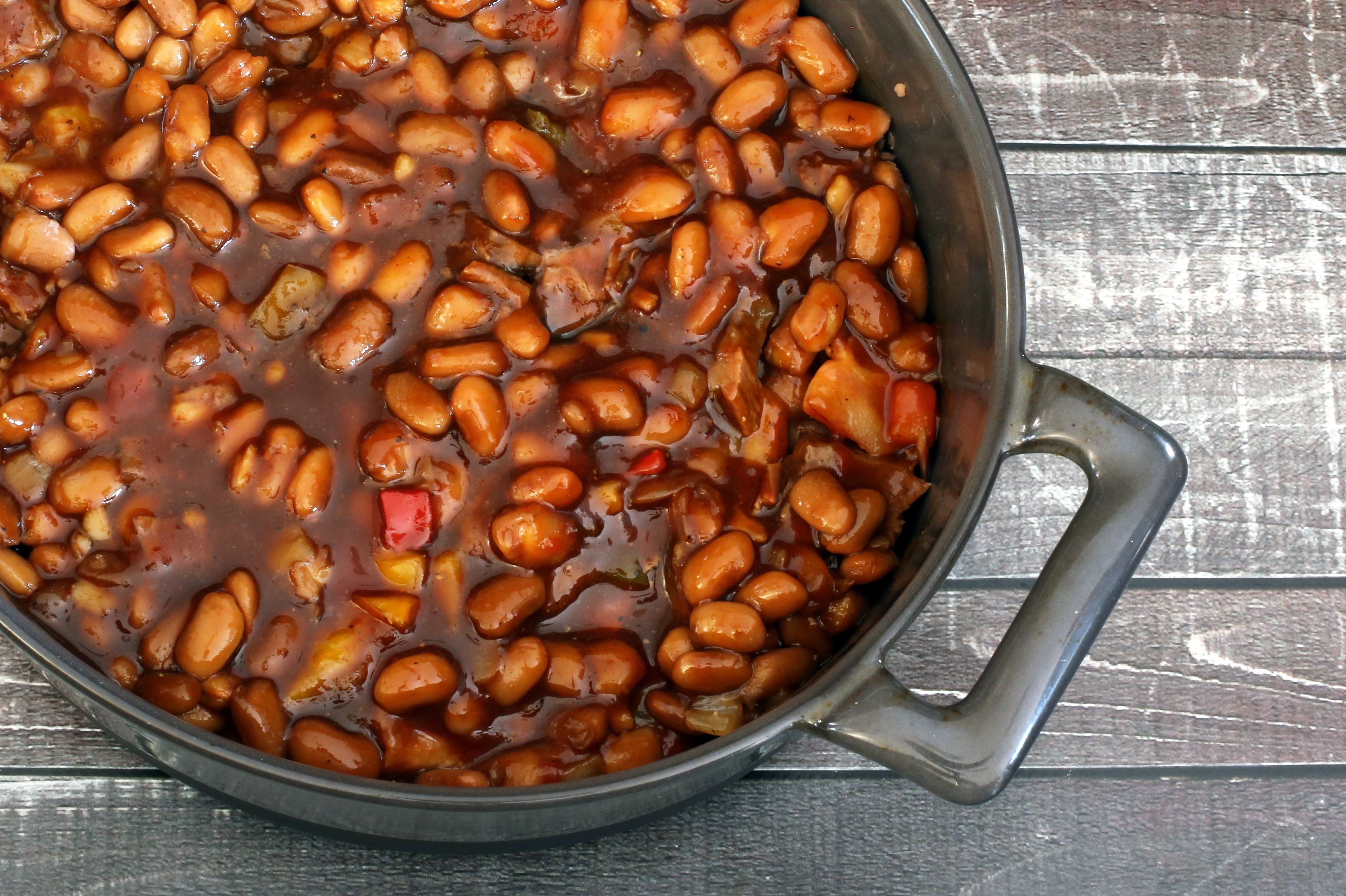 CountryStyle Pinto Bean Bake Recipe