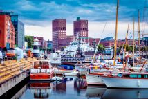 Travel Oslo And Stavanger In Norway