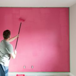 Wallpaper For Kitchen Decor How To Apply Garage Floor Epoxy Like A Pro