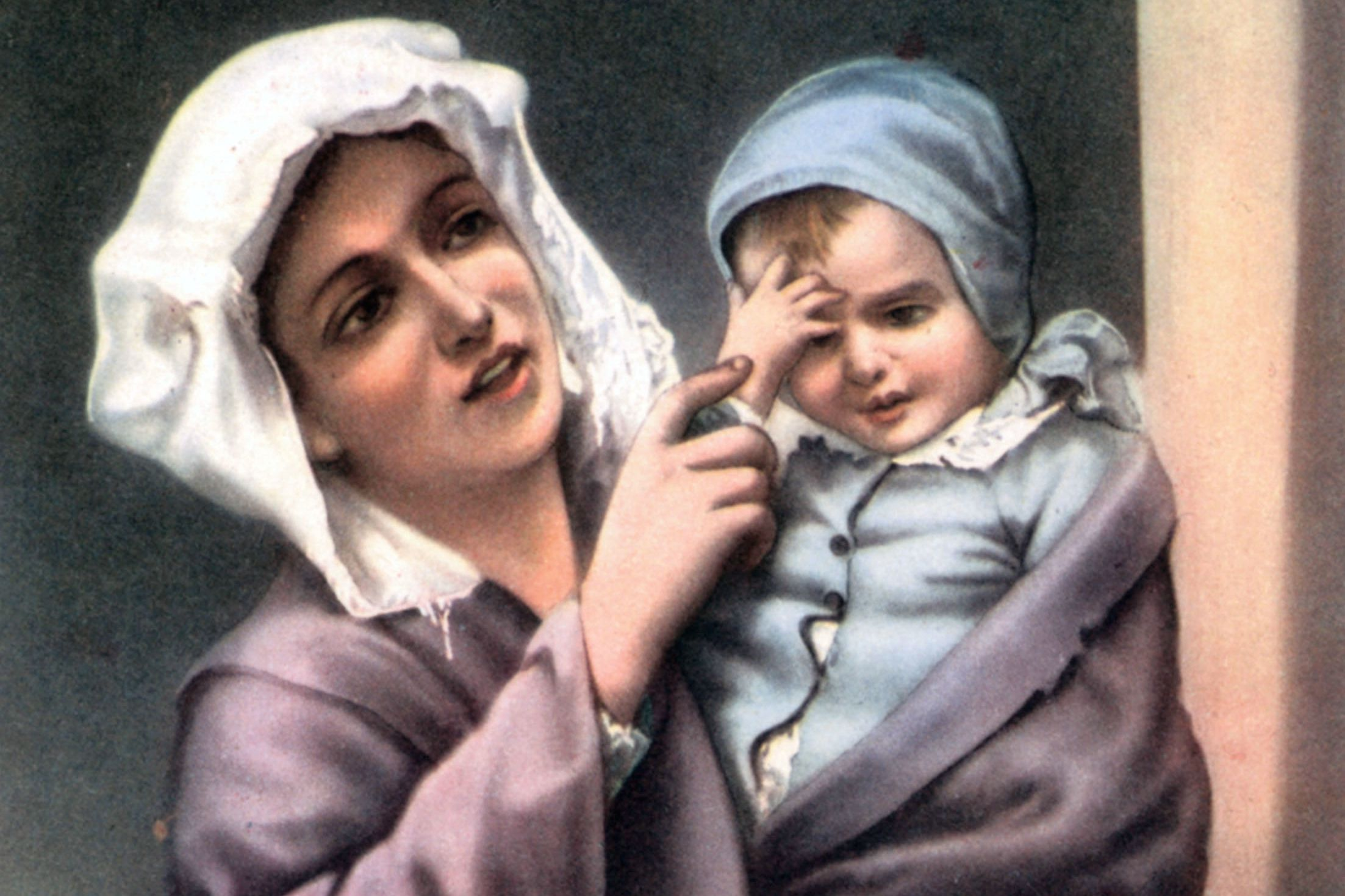 Catholic Prayers For Children Ten Your Child Should Know