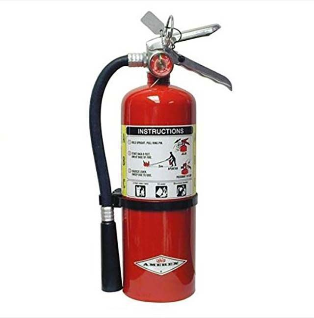 Fire Extinguisher Safetyh