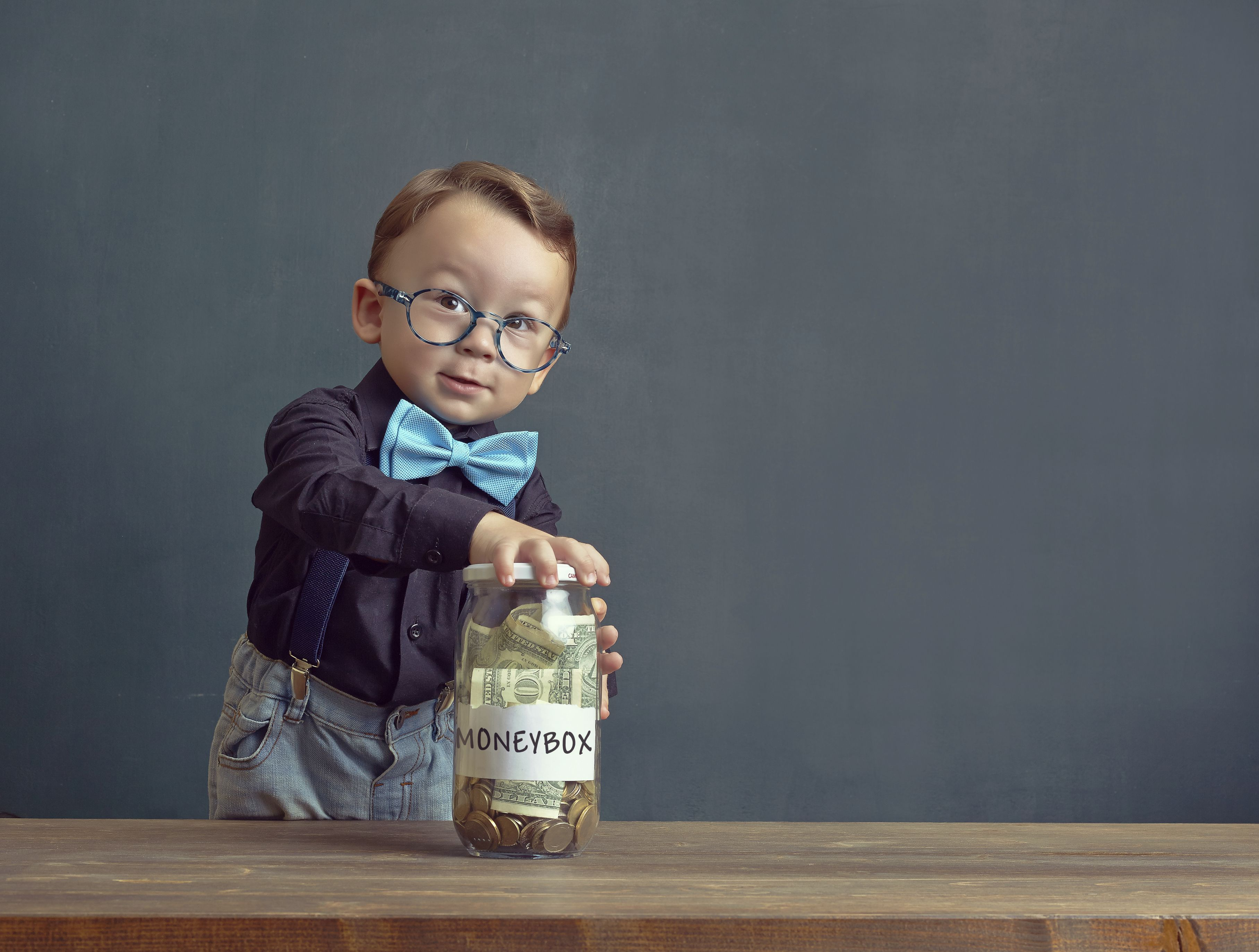 Teaching Kids About Money Is One Of The Best Ts