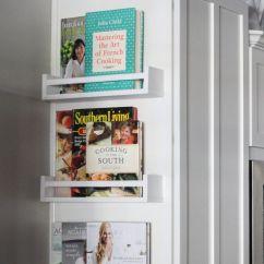 2 Tier Kitchen Island Best Flooring For Kitchens 10 Stylish Ways To Display Cookbooks In The