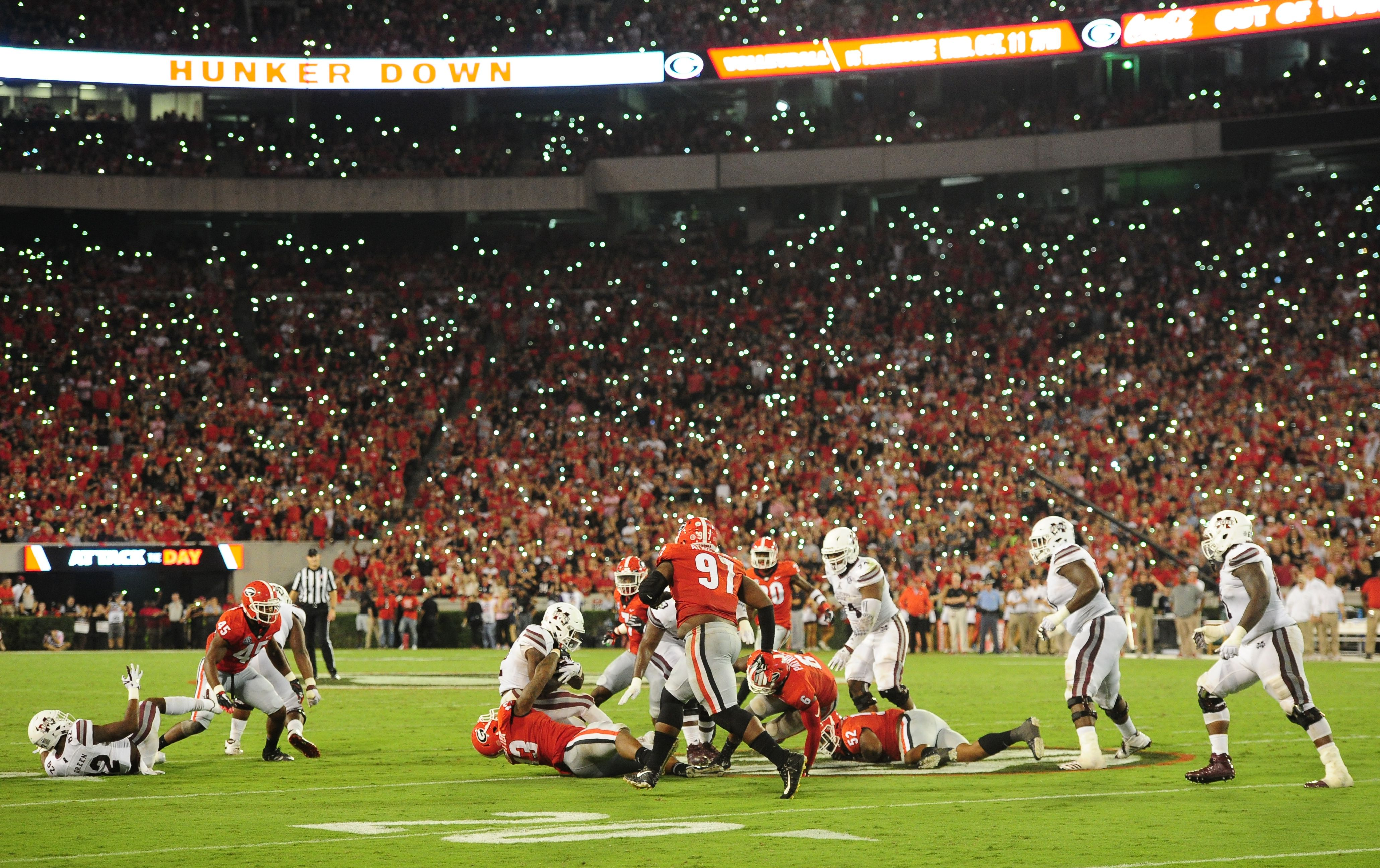 University Georgia Uga Bulldogs