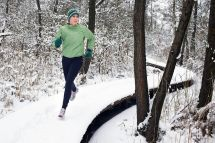 Feet Warm Winter Runs