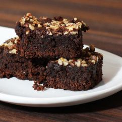 All White Living Room Ideas Camo Decor Perfectly Fudgy Chocolate Walnut Brownies