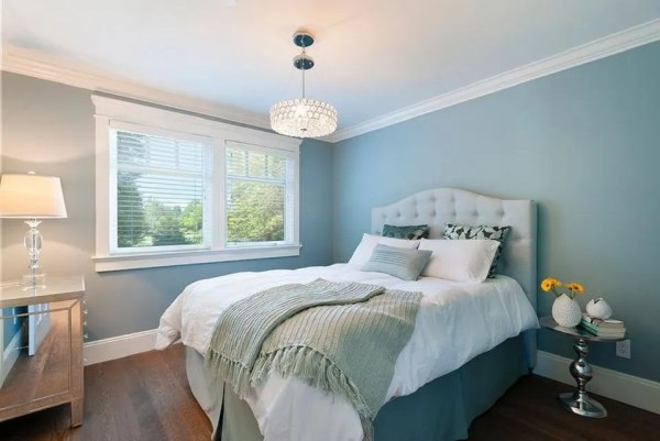 blue interior bedroom designs 25 Stunning Blue Bedroom Ideas