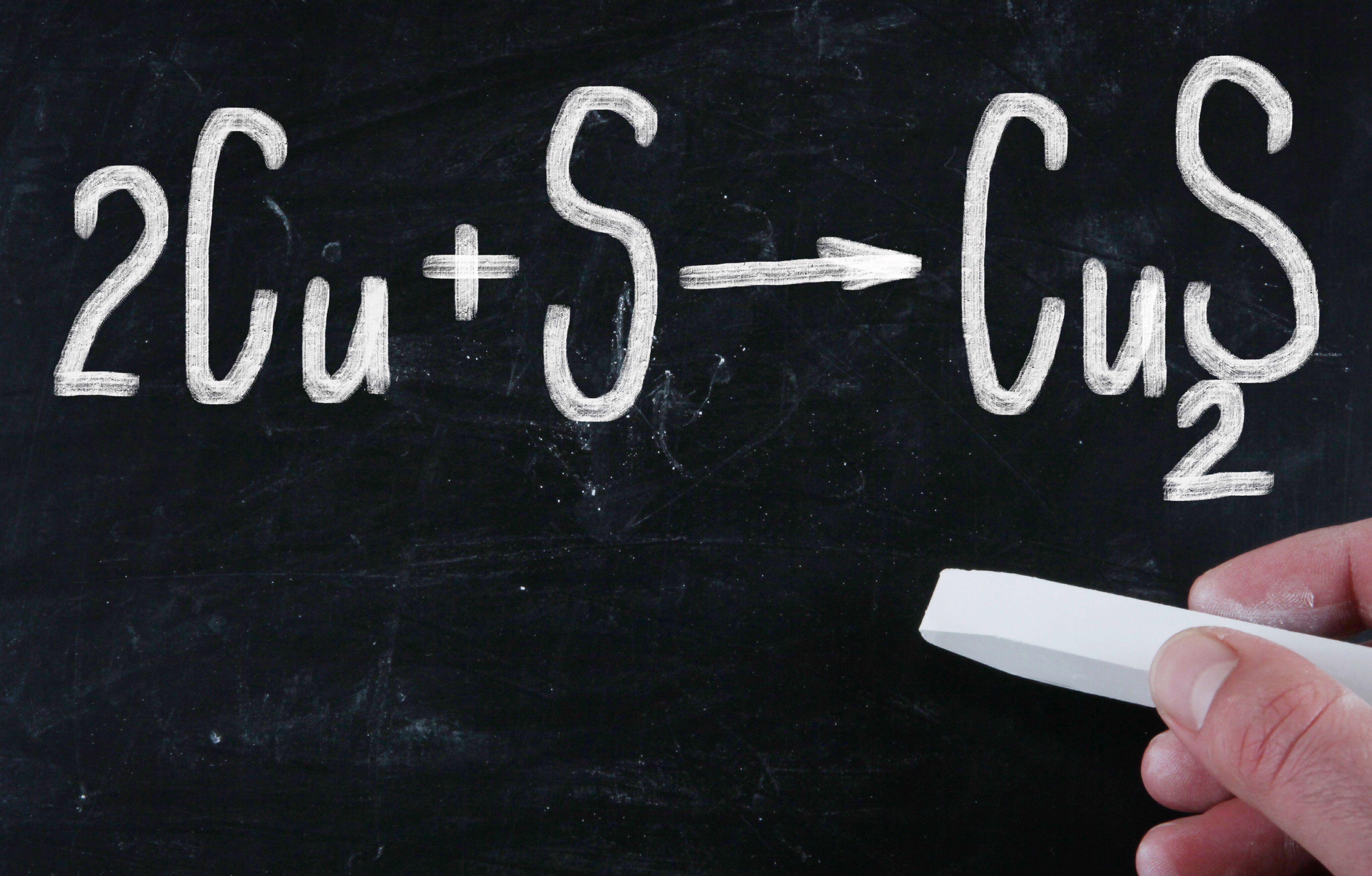 Balancing Equations Practice Quiz