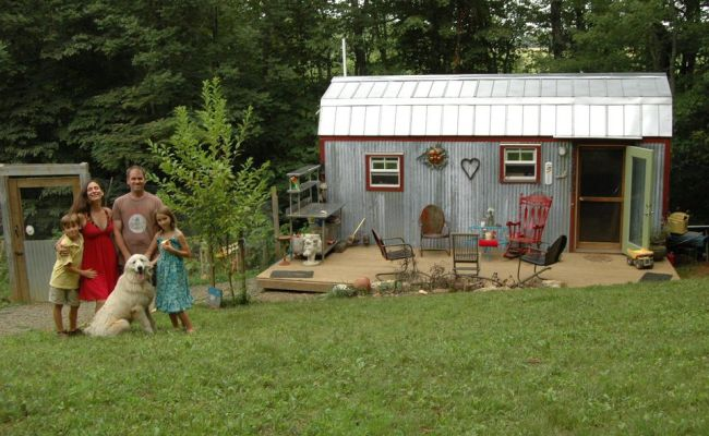 Why Tiny House Living Pays Off Big For Young Families