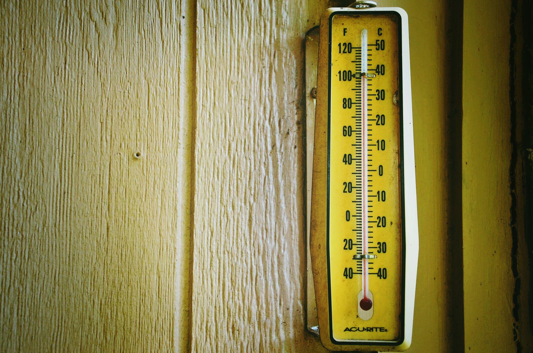 Temperature Converter For Celsius And Fahrenheit