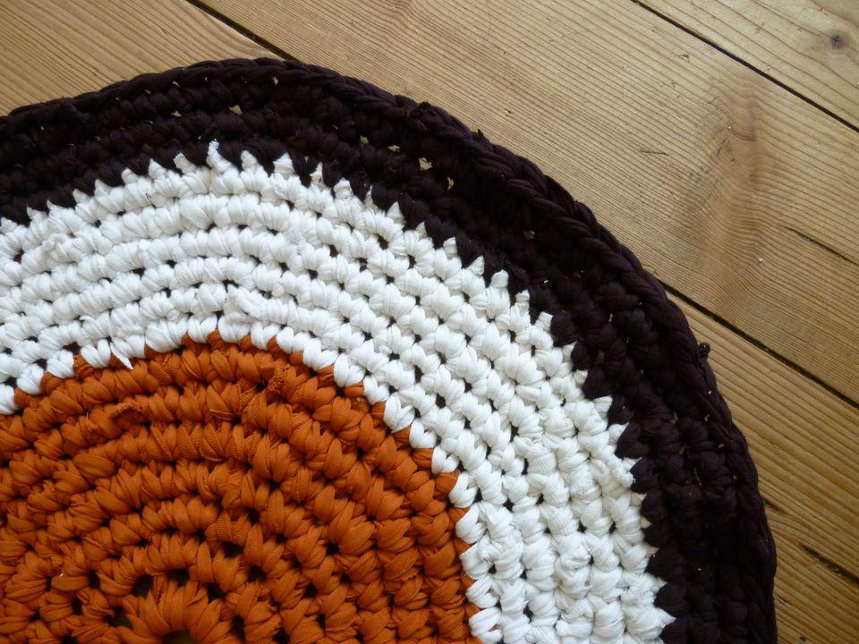 green kitchen rug stone backsplash for free colorful ccrochet rag pattern