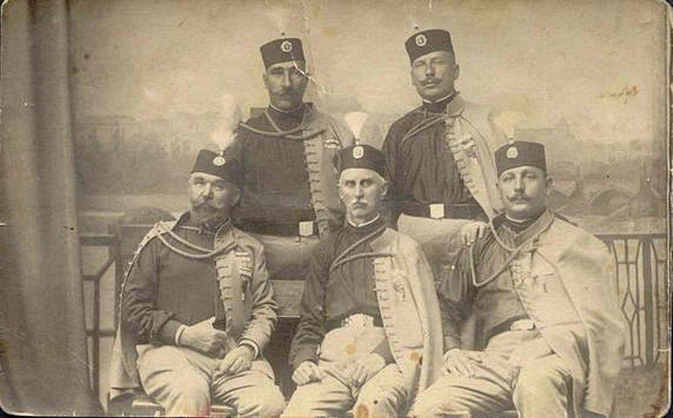 The Black Hand Serbian Terrorists Spark WWI