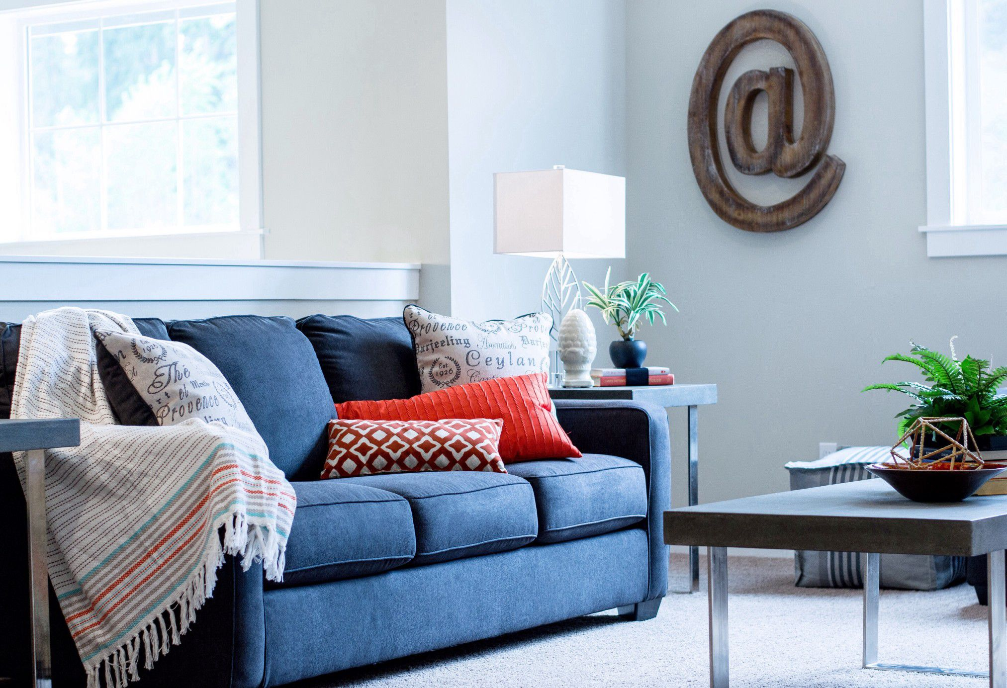 living room colours to match grey sofa stain resistant spray how mix and throw pillows like a pro