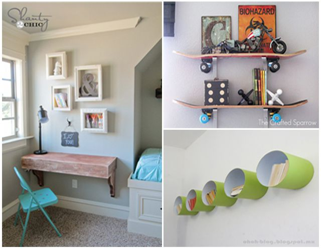DIY Shelves For Nurseries And Kids' Rooms