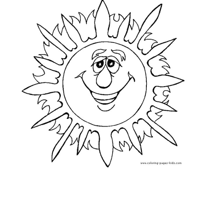 237 Free, Printable Summer Coloring Pages for Kids