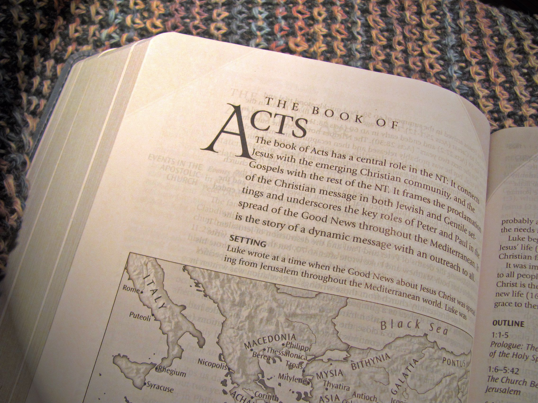 Book Of Acts Christ S Church Grows As The Gospel Spreads