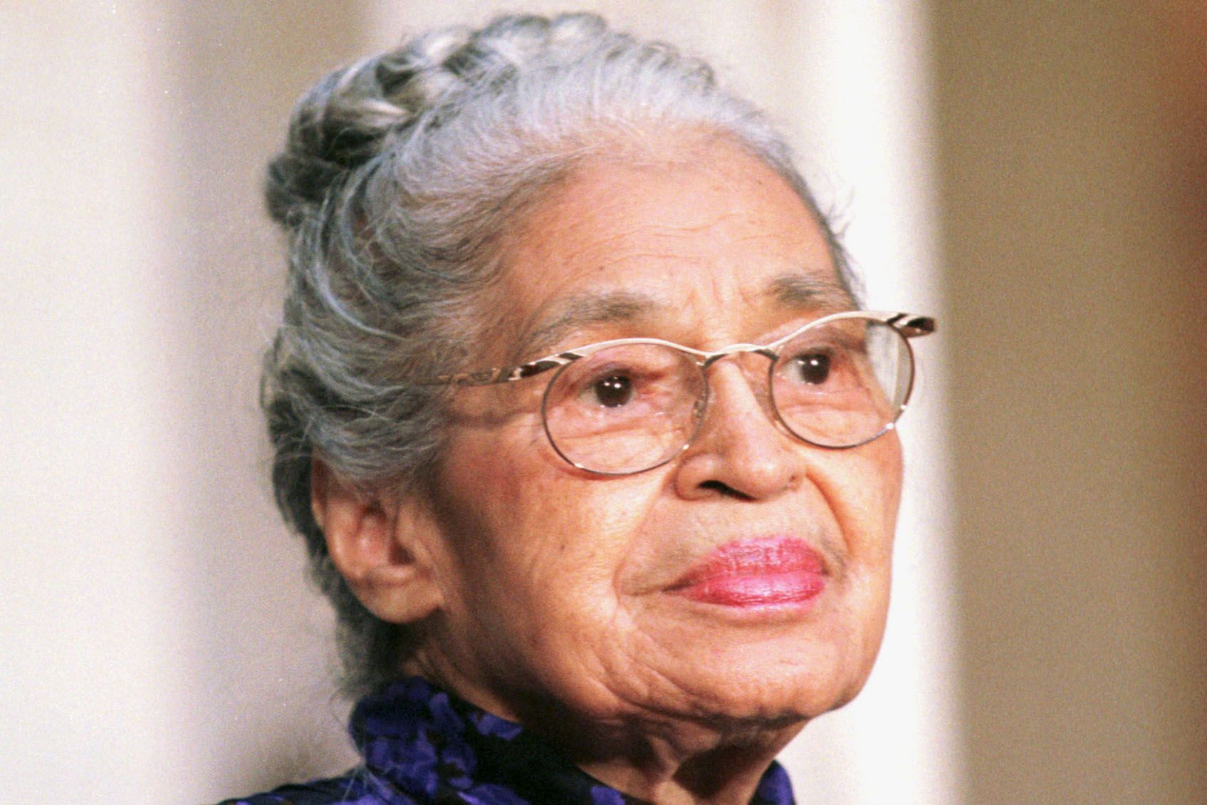 Rosa Parks Profile