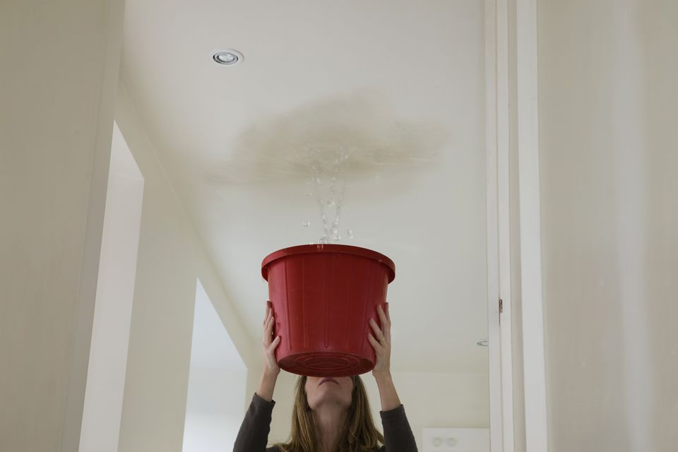 How to Fix Your Leaking Ceiling