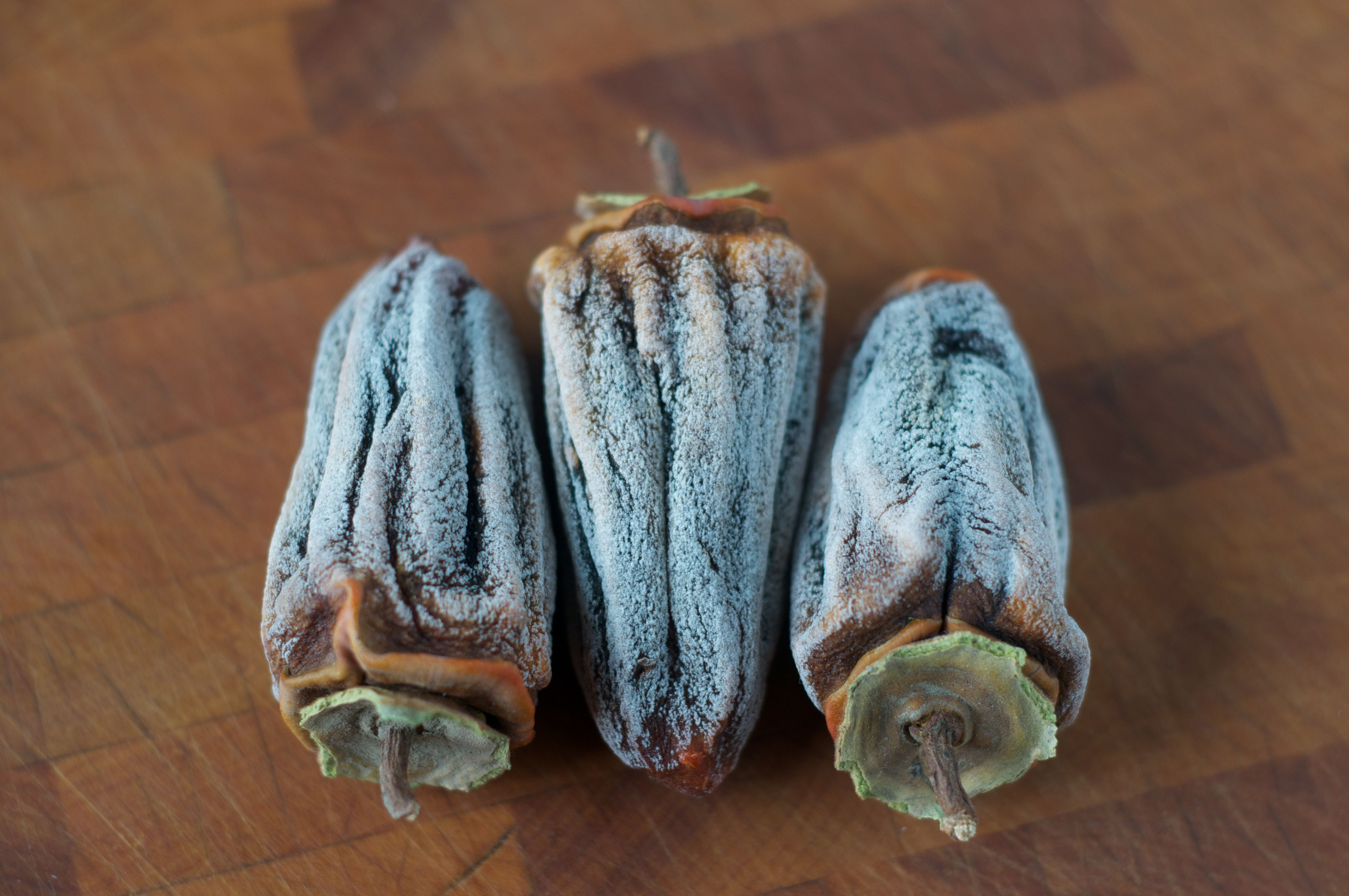 How to Make Hoshigaki Japanese Dried Persimmons