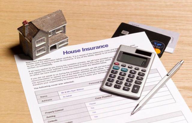 Homeowner's Insurance Paperwork
