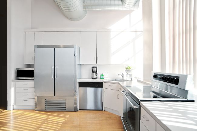 Get Ideas for L-Shaped Kitchens