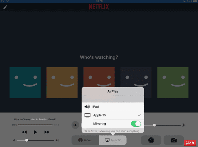 How To Use Apple TV With An IPad